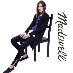 Madewell Dark Indigo Skinny Skinny Jeans, 26